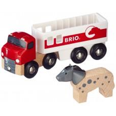 Brio Horse Trailer (BRI-33405)