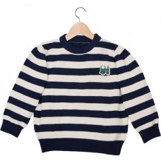 Tractor Ted Stripey Sweater 4-5