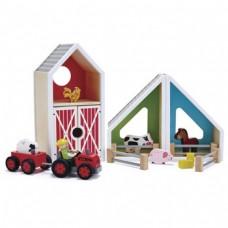 Hape Barn Play (HAP-E3015)