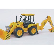 JCB 4CX Backhoe loader (02428)