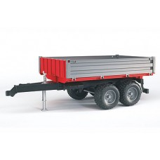 Tipping trailer (02019)