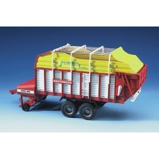 Pottinger Jumbo 6600 Profiline Forage trailer (022143)