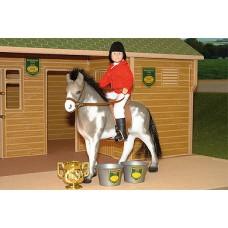 Horse and Rider Set (BT1090)